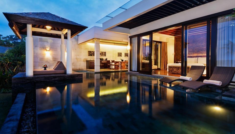 Seminyak Beach Resort Bali - One Bedroom Ocean Pool Villa Last Minute 5% Off