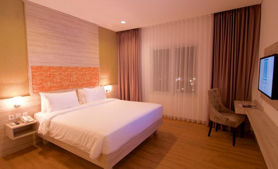 Celecton Blue Karawang Karawang - Deluxe Room Early Bird Deals 15%