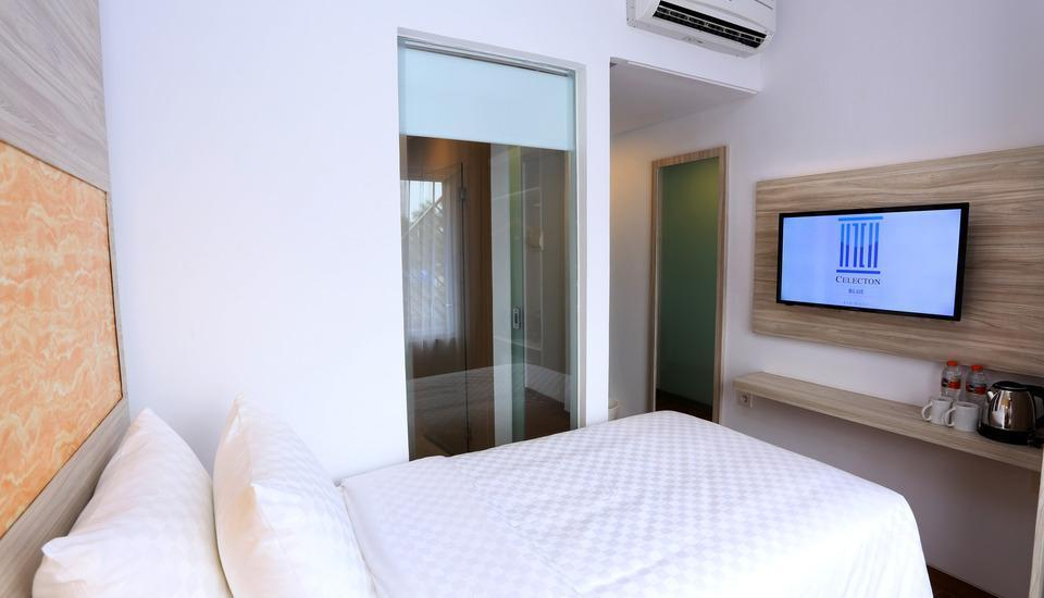 Celecton Blue Karawang Karawang - Superior Single Room Regular Plan