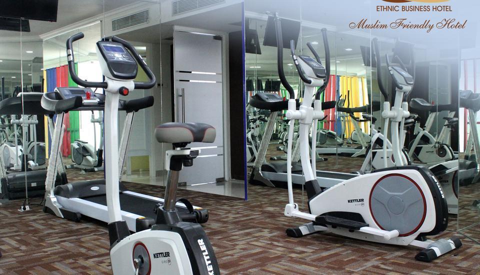 Balairung Hotel Jakarta - Pusat Kebugaran