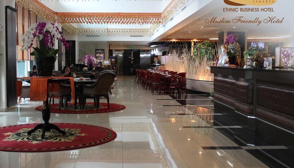 Balairung Hotel Jakarta - Lobby
