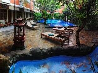 Green Garden Hotel Bali - Kolam Renang