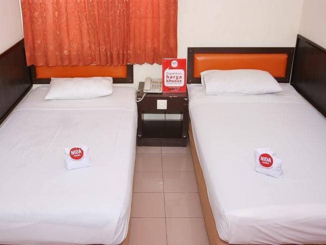 NIDA Rooms Surabaya University Mangga Besar - Double Room Single Occupancy Special Promo