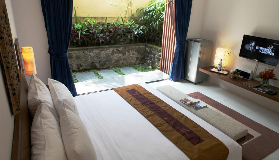Ubud Green Ubud - Two Bedroom Duplex Suite Basic deal 10% OFF - NON Refundable