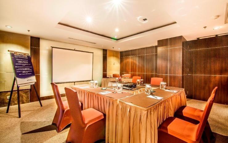 Aston Braga Hotel & Residence Bandung - Meeting Room