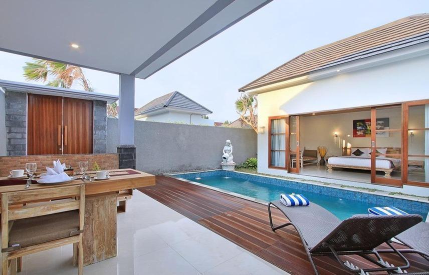 Grand Kesambi Resort and Villa Bali - Pool