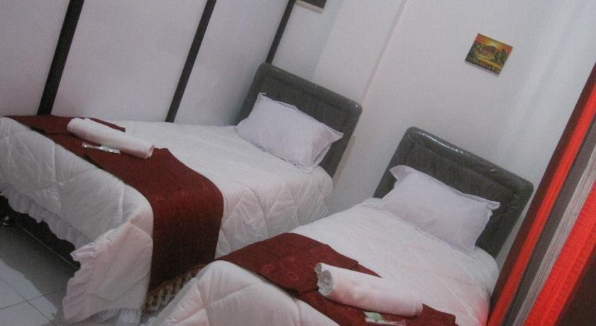 Capsule Homestay Surabaya - Capsule Twin Single (Shared Bathroom) Regular Plan