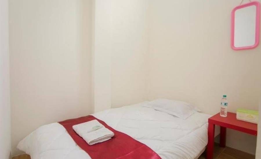 Capsule Homestay Surabaya - Capsule Single (Shared Bathroom) Regular Plan