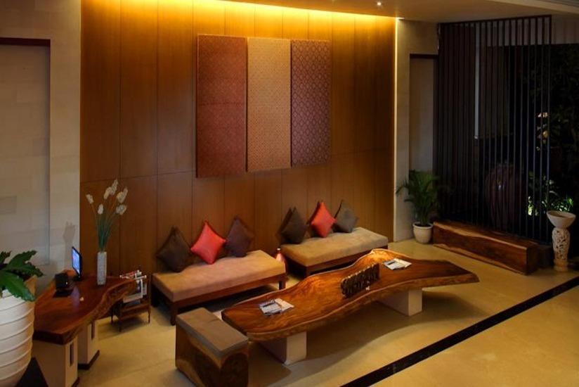 Aria Exclusive Villas & Spa Bali - Ruang tamu