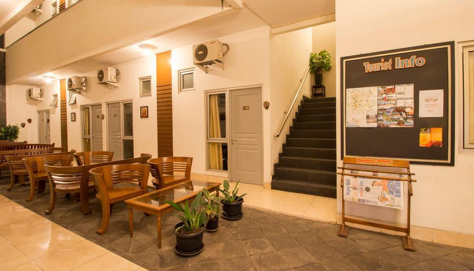 Hotel Poncowinatan Yogyakarta - Area umum