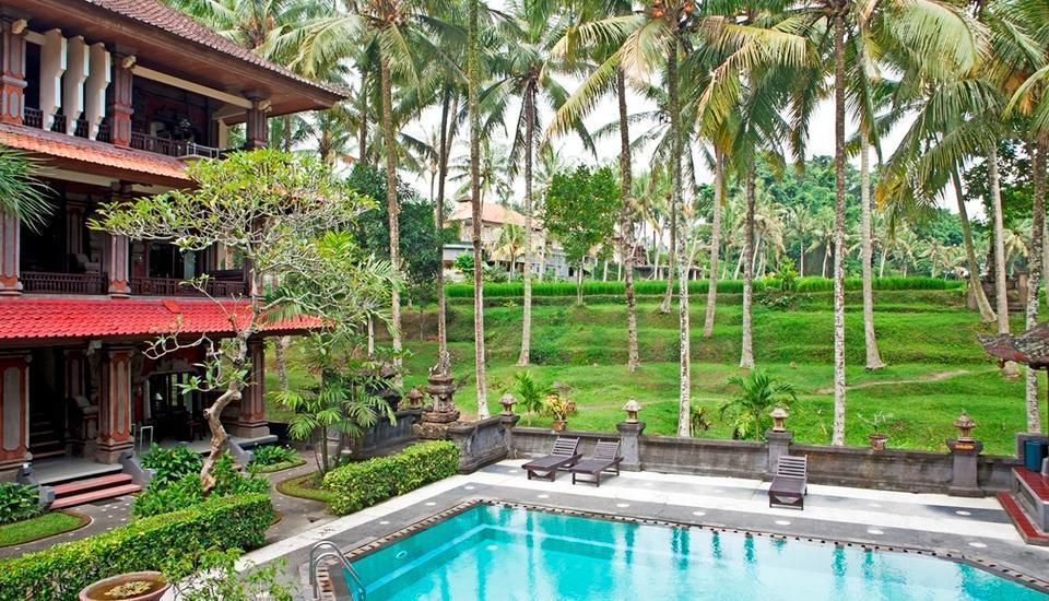 Artini 3 Cottages Bali - Kolam Renang 1