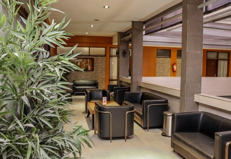 NIDA Rooms Pajarajan Bandung Station Cicendo - Pemandangan Area