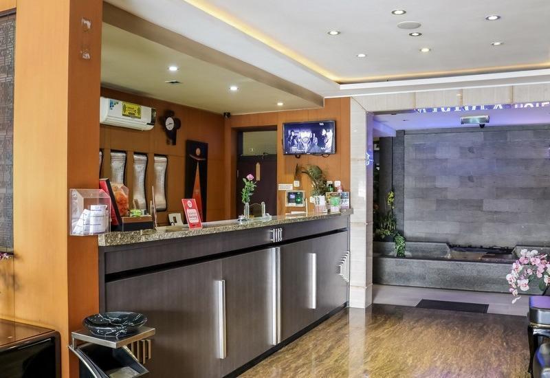 NIDA Rooms Pajarajan Bandung Station Cicendo - Resepsionis
