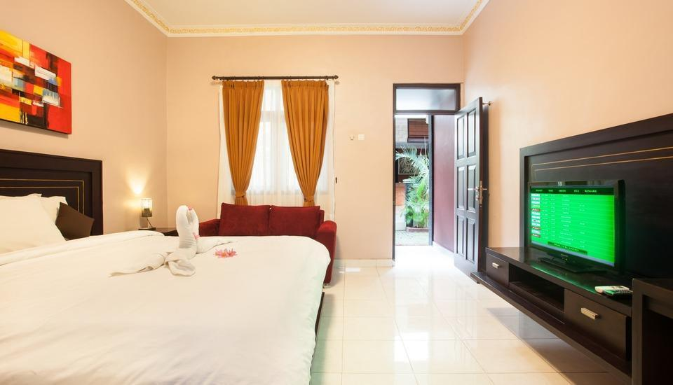 Puri Ganesh Bali - Room