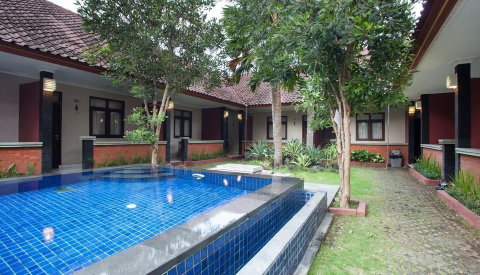 Puri Ganesh Bali - Pool