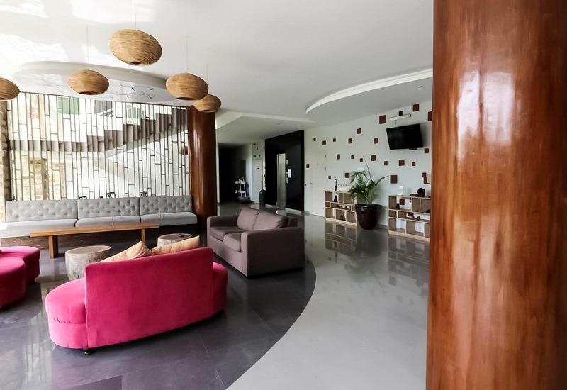 NIDA Rooms Sanur Gunung Salak - Pemandangan Area