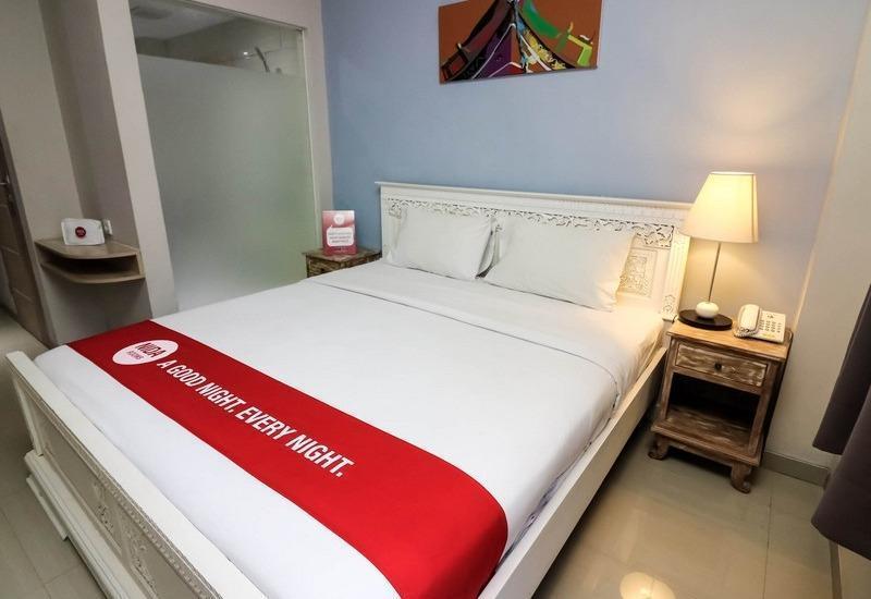 NIDA Rooms Sanur Gunung Salak - Kamar tamu