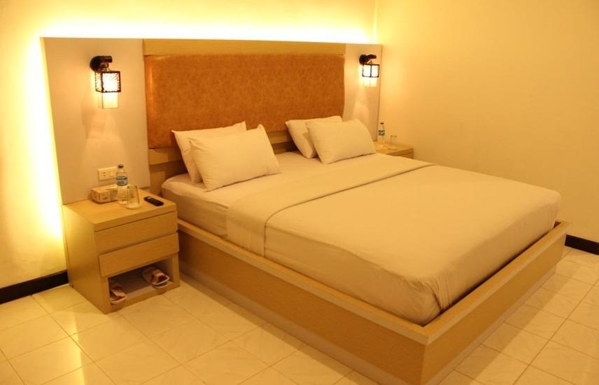 Pesona Bay Sea View Hotel Bangka - Kamar