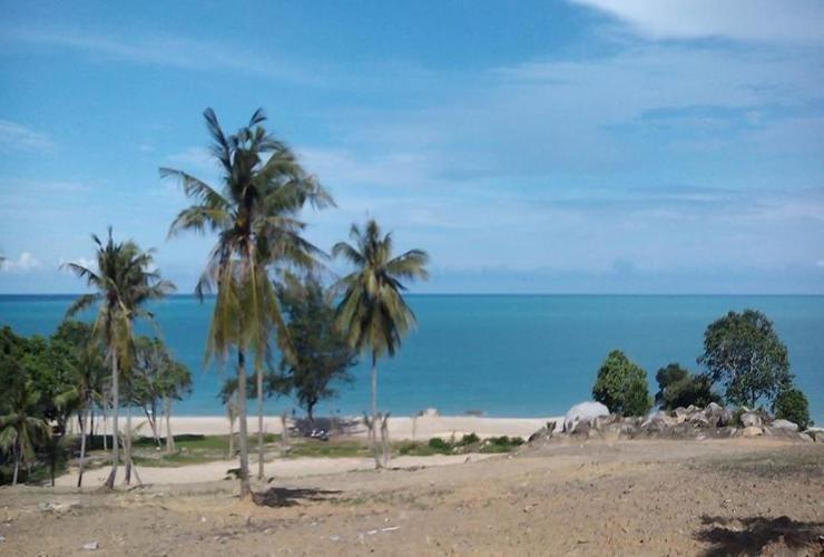 Pesona Bay Sea View Hotel Bangka - View