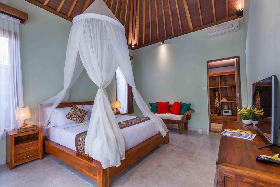 Sweet Ginger Villa Bali - Two Bedroom Private Pool Villa Basic Deal