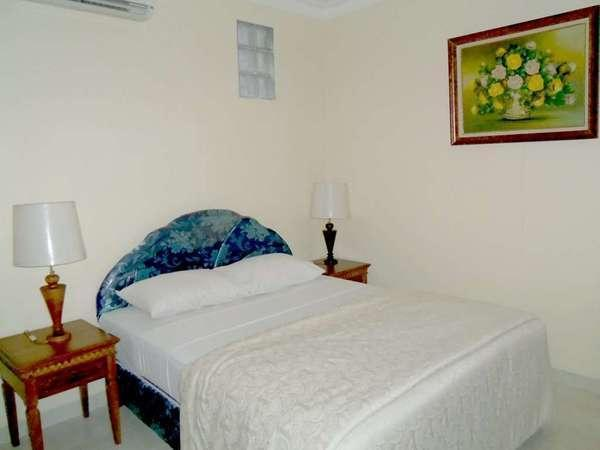 Resort Prima Candidasa Bali - Double Bed