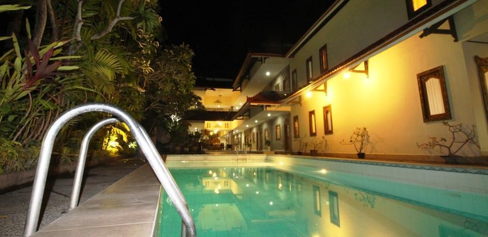 Resort Prima Candidasa Bali - Kolam Renang