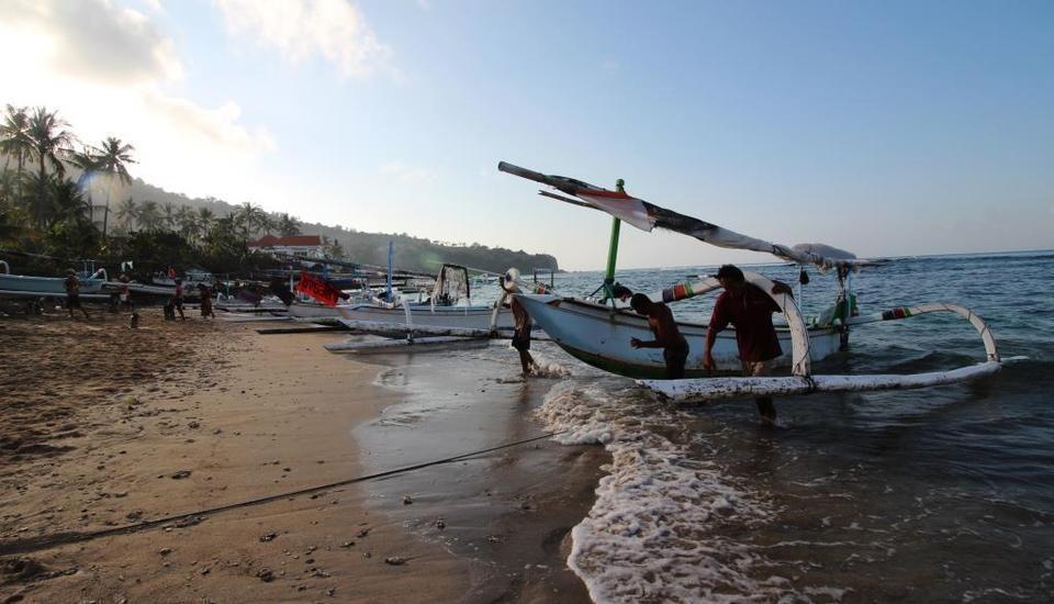 Resort Prima Candidasa Bali - Pantai