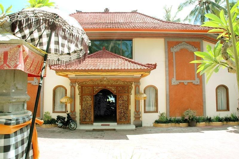 Resort Prima Candidasa Bali - Depan
