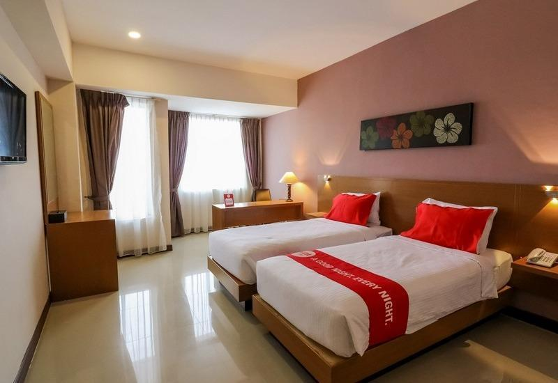 NIDA Rooms Cendrawasih 452 Makassar - Double Room Double Occupancy App Sale Promotion