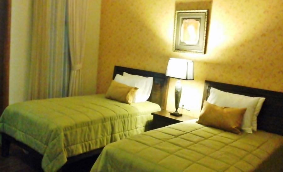 Sandalwood Boutique Hotel Bandung - Kamar tamu