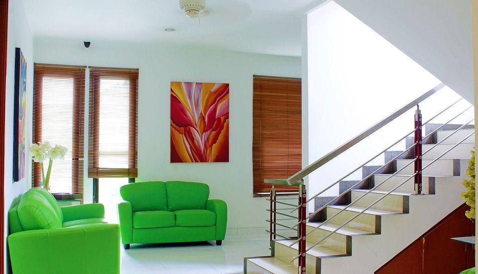 ZEN Rooms Setiabudi 15 Jakarta - Lobi