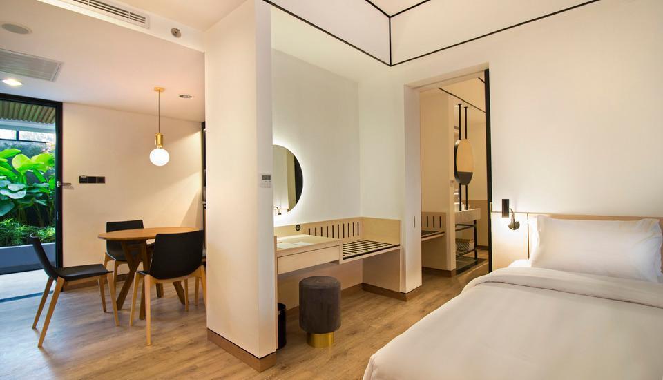 GAIA Cosmo Hotel Jogja - Family Suite Regular Plan
