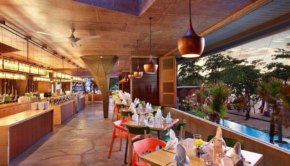 Grand Inna Bali - Breeze Resto New