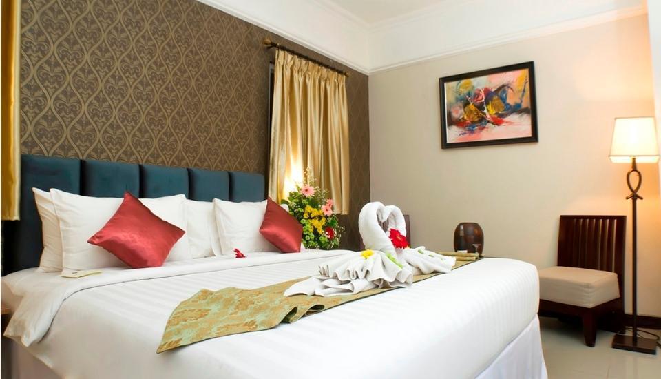 Amarelo Hotel Solo - Executive