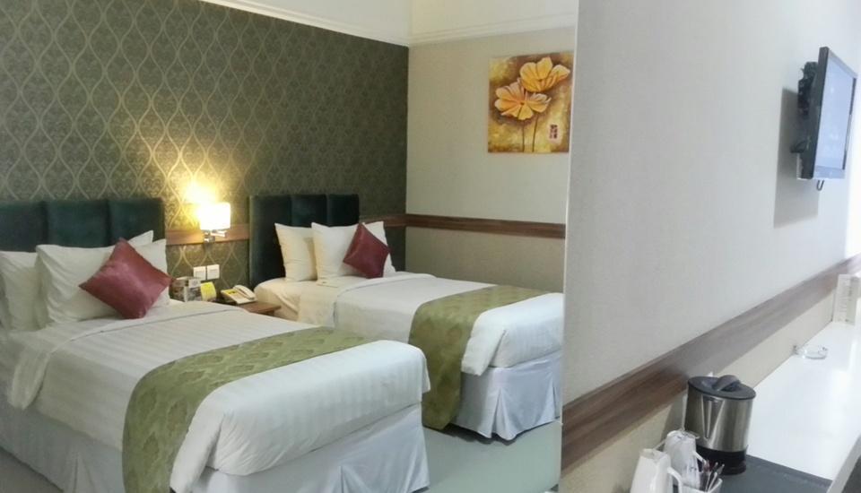 Amarelo Hotel Solo - Superior Twin