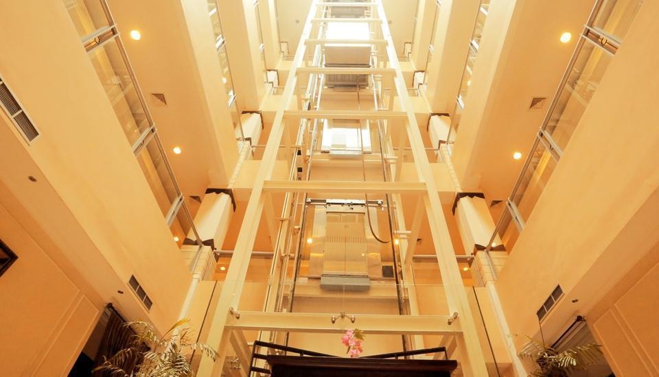 Amarelo Hotel Solo - Lobby
