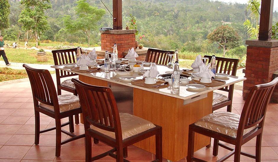 Bagus Arga Pelaga Bali - Ruang makan