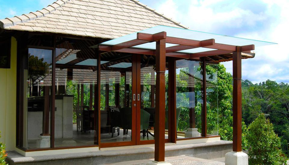 Bagus Arga Pelaga Bali - Living Room at Two Bedroom Pool Villa