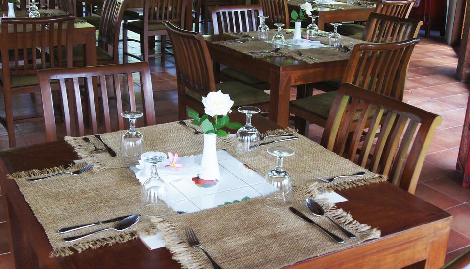 Bagus Arga Pelaga Bali - Restoran