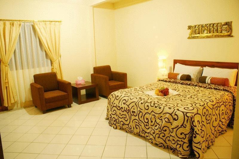 Hotel Augusta Valley Bandung - Suite Room