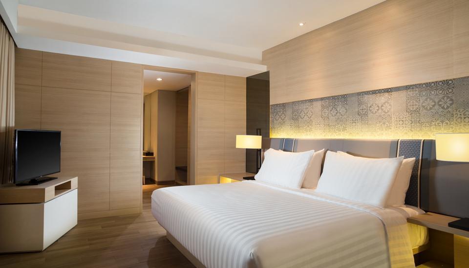 Santika Premiere Beach Resort Belitung Belitung - Premiere Suite Room King Regular Plan
