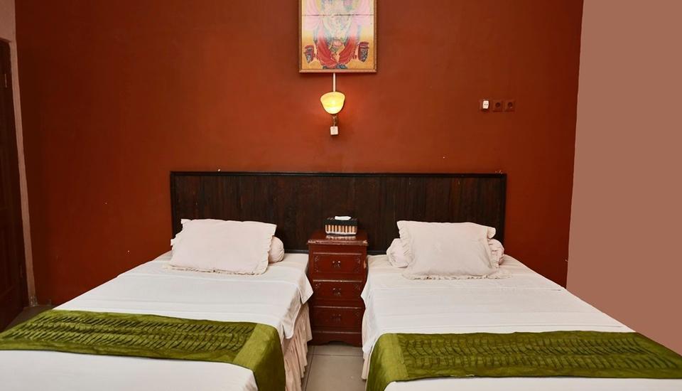 Harlika Jaya Hotel Belitung - Superior Twin
