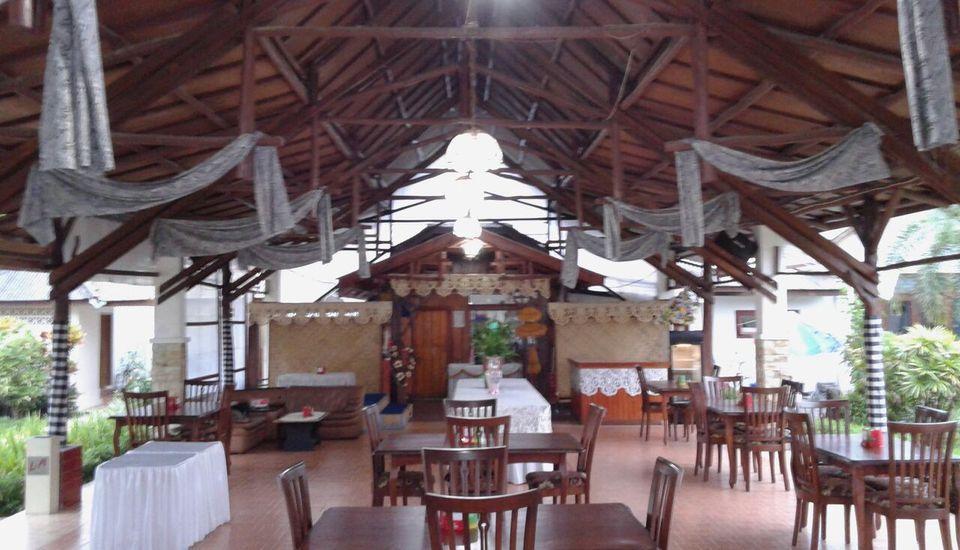 Harlika Jaya Hotel Belitung - ruang meeting