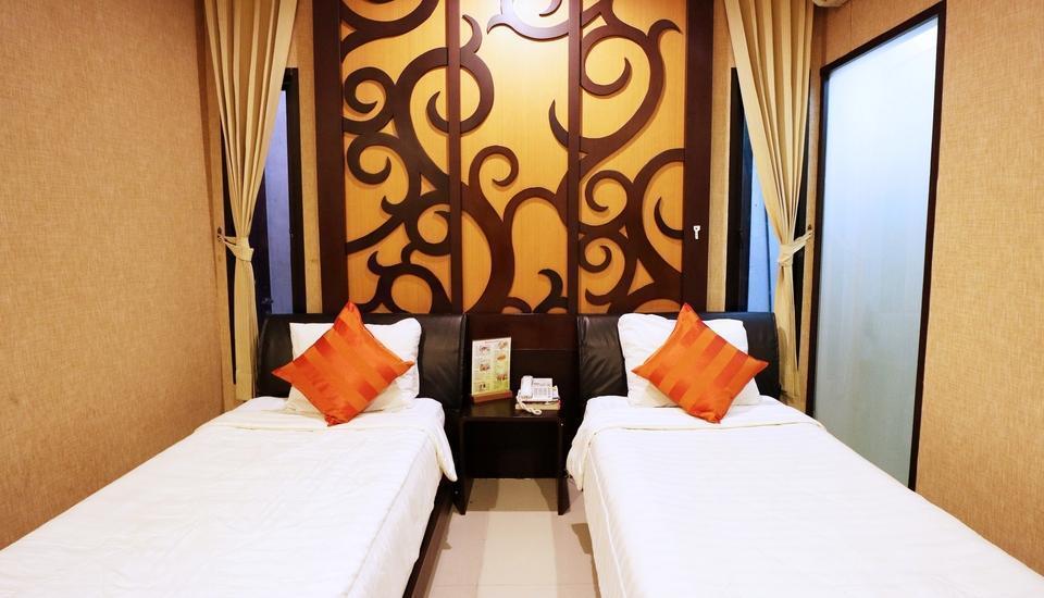 Istana Permata Ngagel Surabaya - Superior Twin