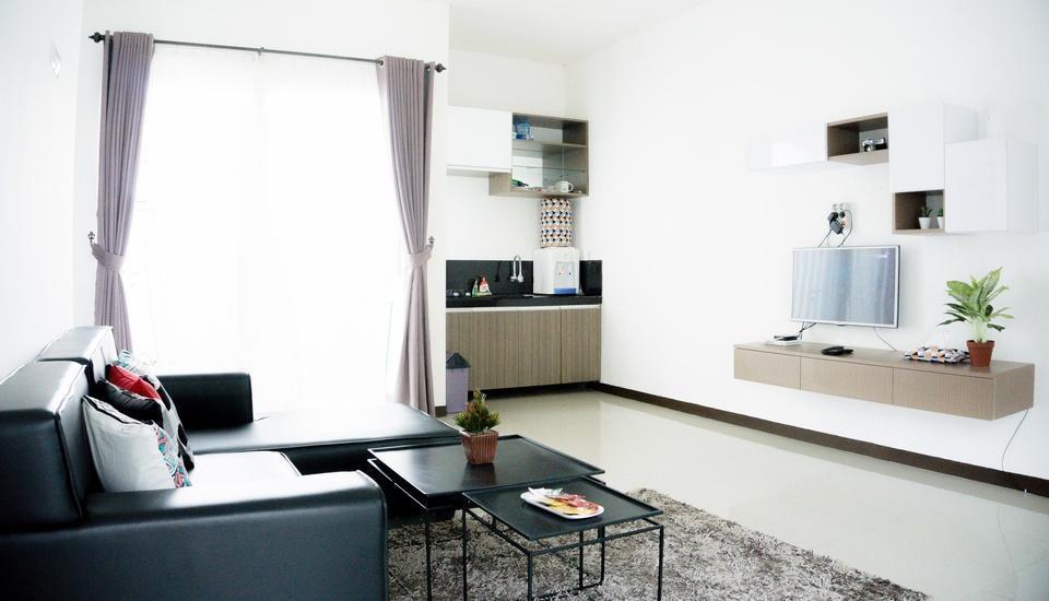 Mutiara Home Villa Garut - Living Room 2