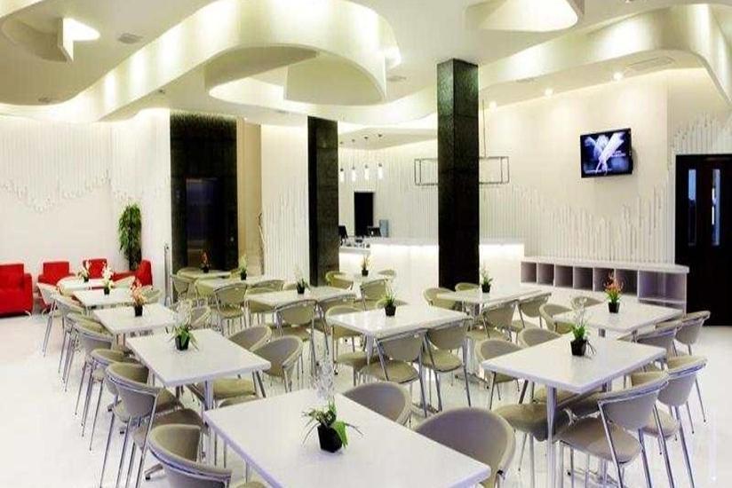 Hotel Grand Anugerah Bandar Lampung - Ruang Makan