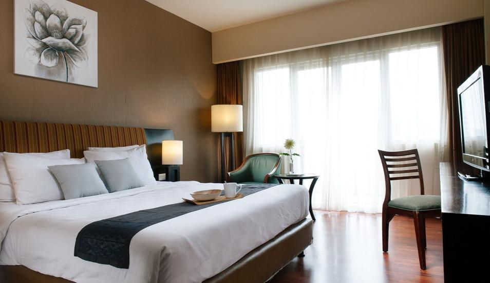 Hotel Grand Anugerah Bandar Lampung - Deluxe Double Bed Room  Regular Plan