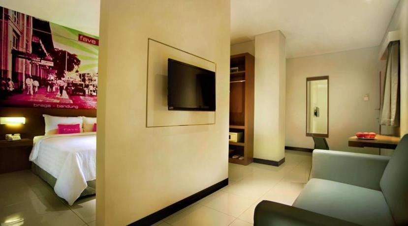favehotel Bandung - Kamar Tamu