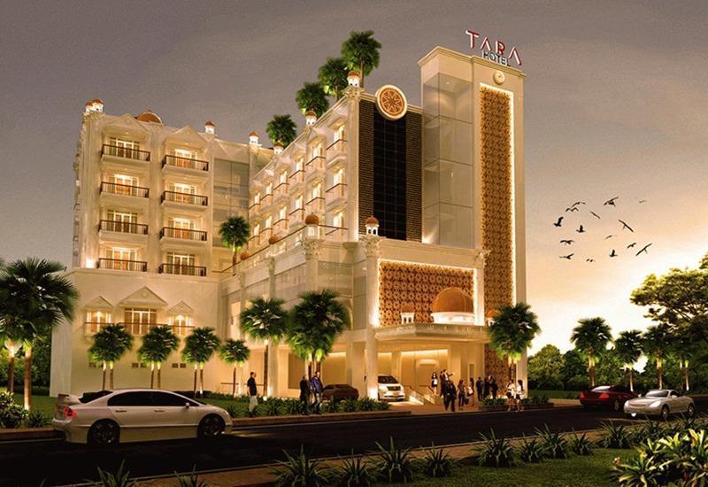 Tara Hotel Yogyakarta - Eksterior