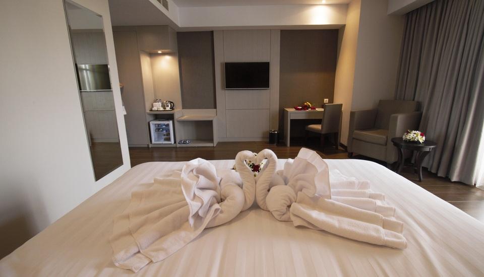 Tara Hotel Yogyakarta - Executive Double